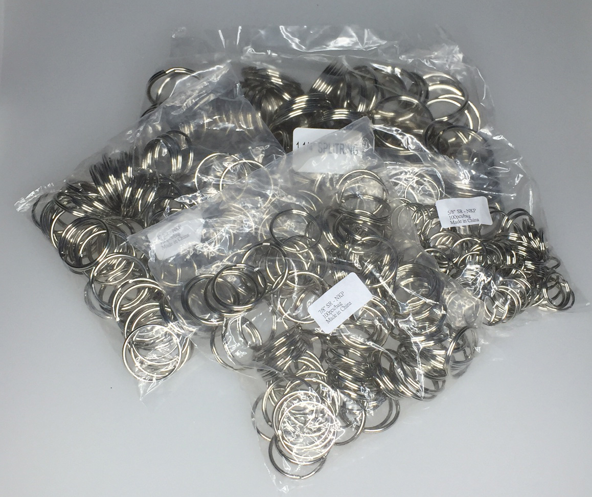 Bagged Split Rings