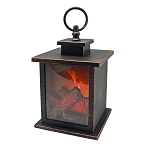 Decorative Fireplace Lantern - 9