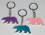 Bling Bear Key Tag - Bulk