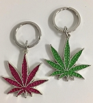 Bling Weed Key Tag - Bulk