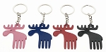 Cutie Moose Key Tag - Bulk
