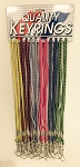 Lanyards - Cord Style - Multi/Color - 24/Card