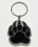 Bear Paw Key Tag
