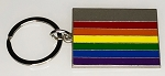 Rainbow Key Tag - Bulk