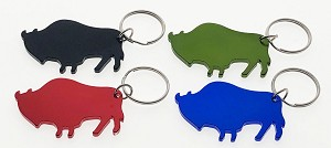 Buffalo Bottle Opener Key Tag - Bulk