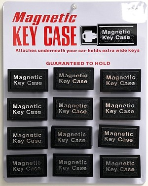 Magnetic Key Box - 12/Metal Board
