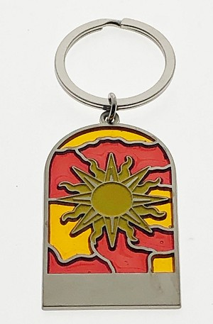 Sunburst Key Tag - Bulk